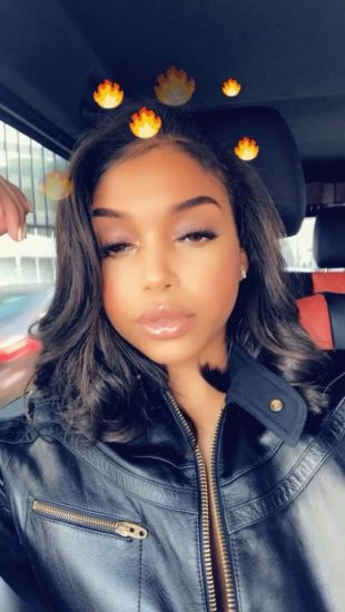 Lori Harvey Nude PORN Video With P Diddy and Sexy Snapchat Pics 19
