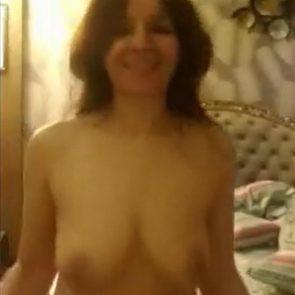 Rabi Pirzada naked tits leaked porn
