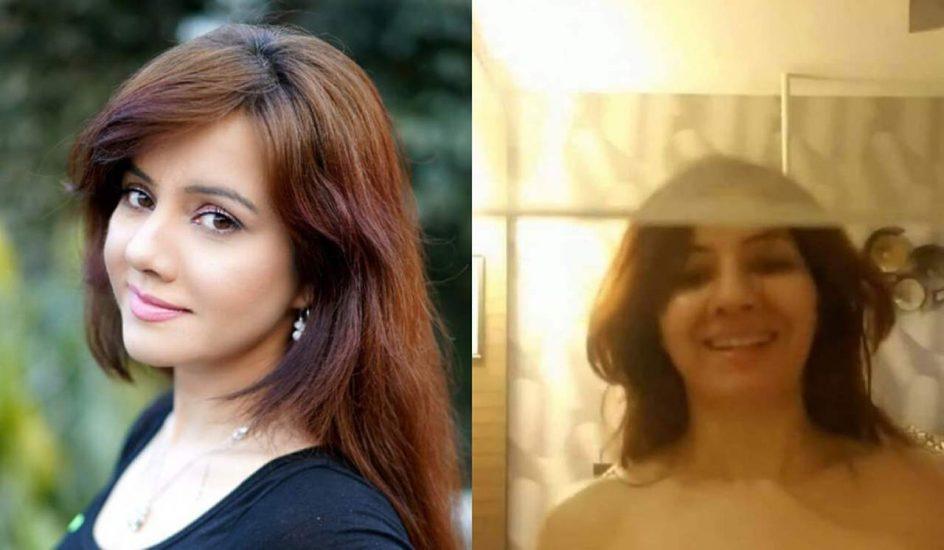 Rabi Pirzada nude porn video