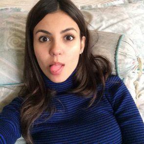 Victoria Justice private selfie