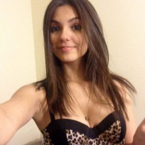 Victoria Justice leaked photo