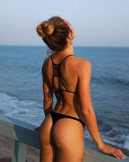 Charly Jordan ass