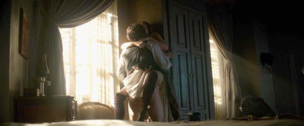 Elizabeth Olsensex scene
