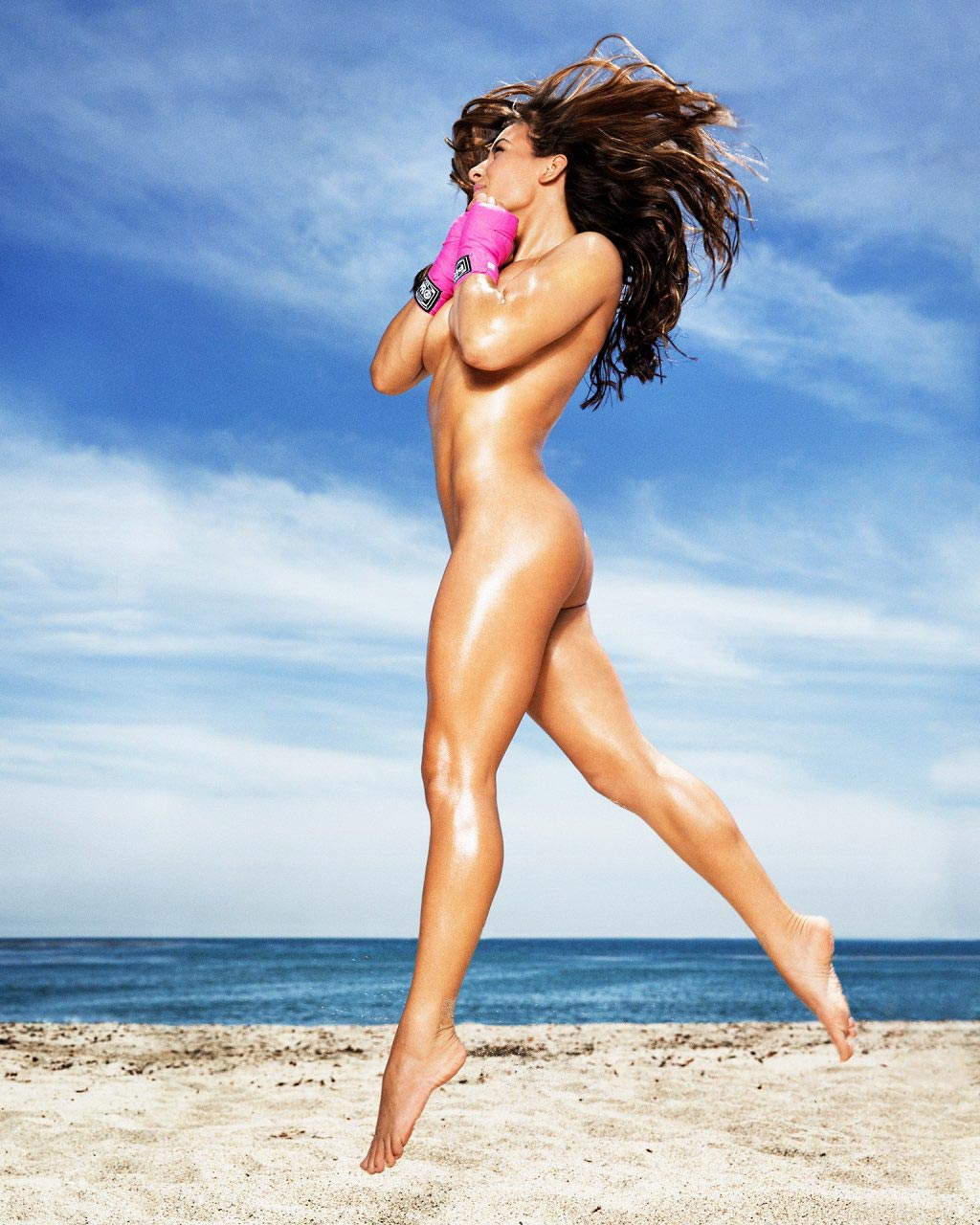 Gina Carano Naked
