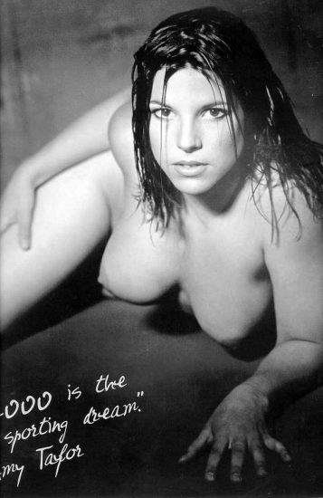 Gina carano boob