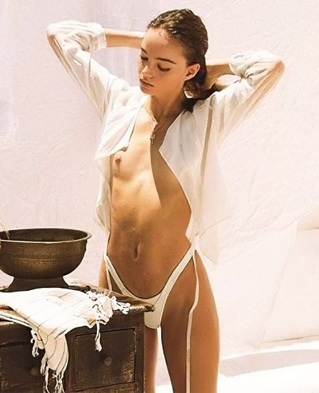 Inka Williams naked boobs