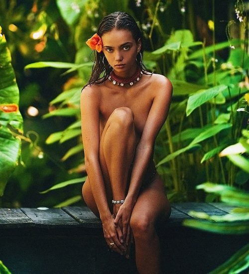 Inka Williams nude pic