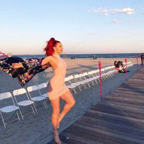 Justina Valentine Nude Photos & Sex Tape [2020 Porn Video] 15