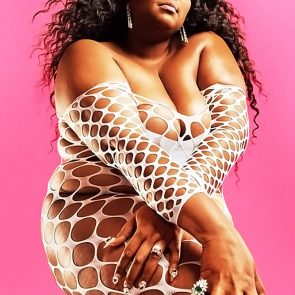 Lizzo nude breasts