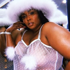Lizzo Nude Fat Ass & Boobs – Naked Pics & LEAKED Porn Video 15