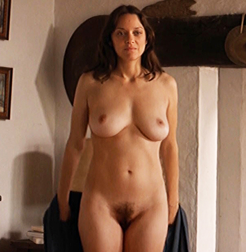 Marion Cotillard Nackt