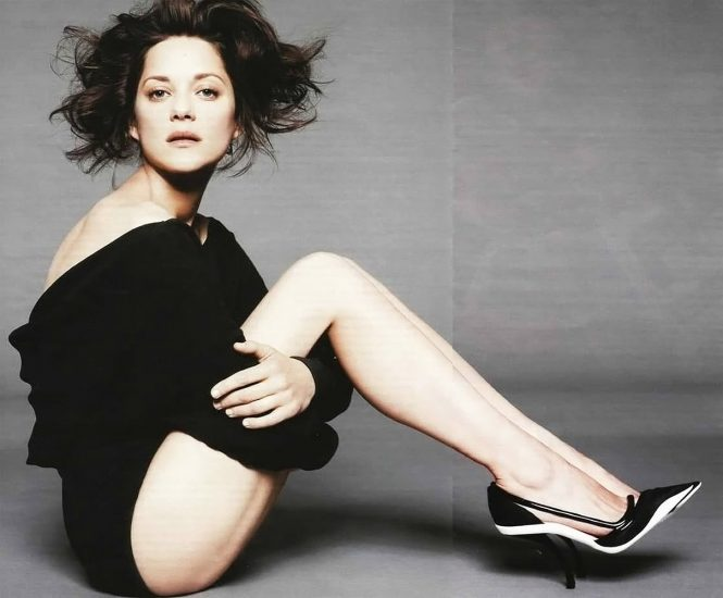 Marion Cotillard Nude Pics & Forced Sex Scenes - OnlyFans