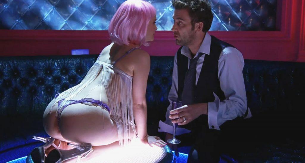 Natalie Portman sexy ass scene