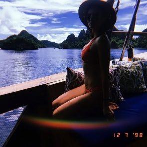 Nina Dobrev Nude Leaked Photos & Sex Tape 38