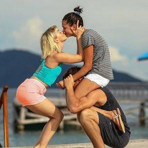 Nina Dobrev Nude Leaked Photos & Sex Tape 42