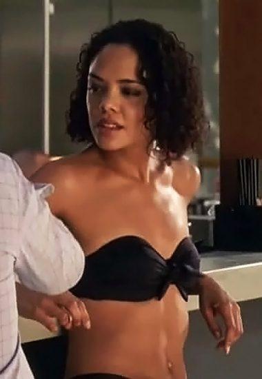 Tessa Thompson Nude Pics & Sex Scenes Compilation 59