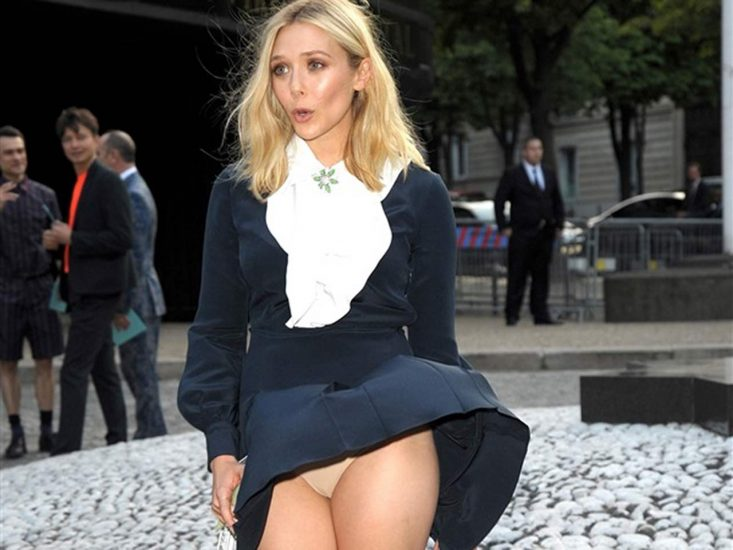 Elizabeth Olsen Nude ULTIMATE COLLECTION [2021] 38