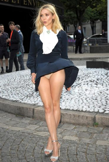 Elizabeth Olsen Nude ULTIMATE COLLECTION [2021] 33