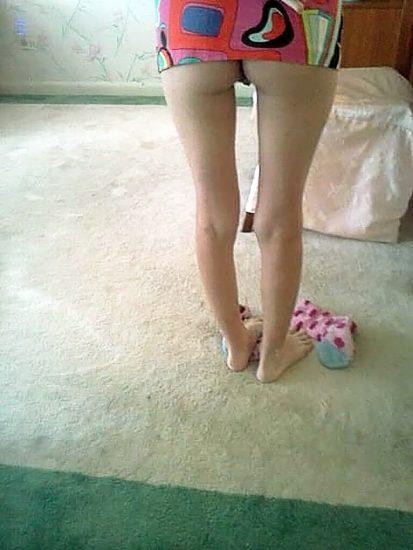 Abigail Shapiro legs