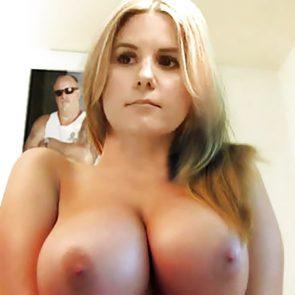 Brandi Passante sex tape