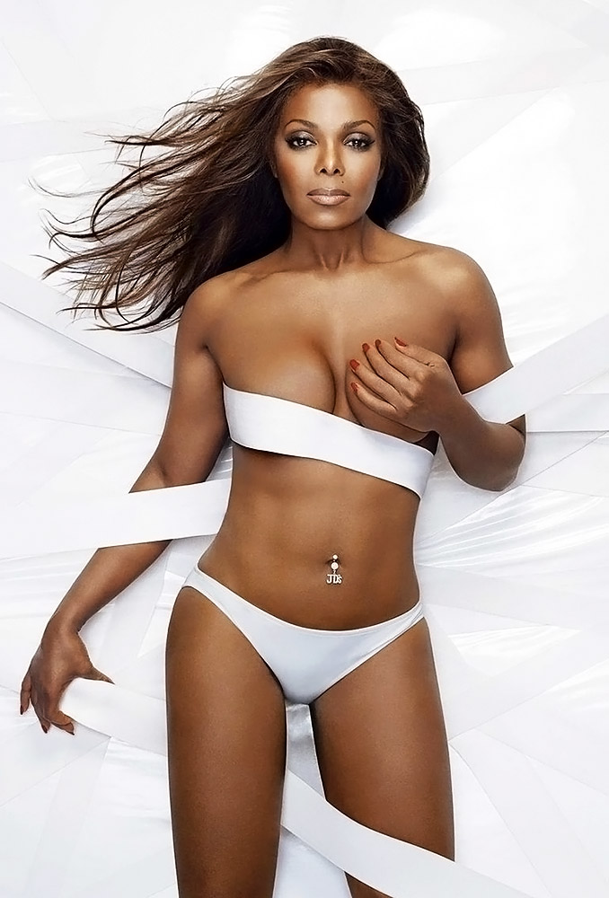 Janet jackson in the nude