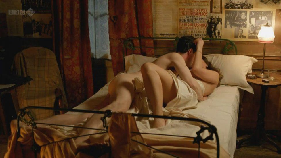 Jenna Louise Coleman sex scene