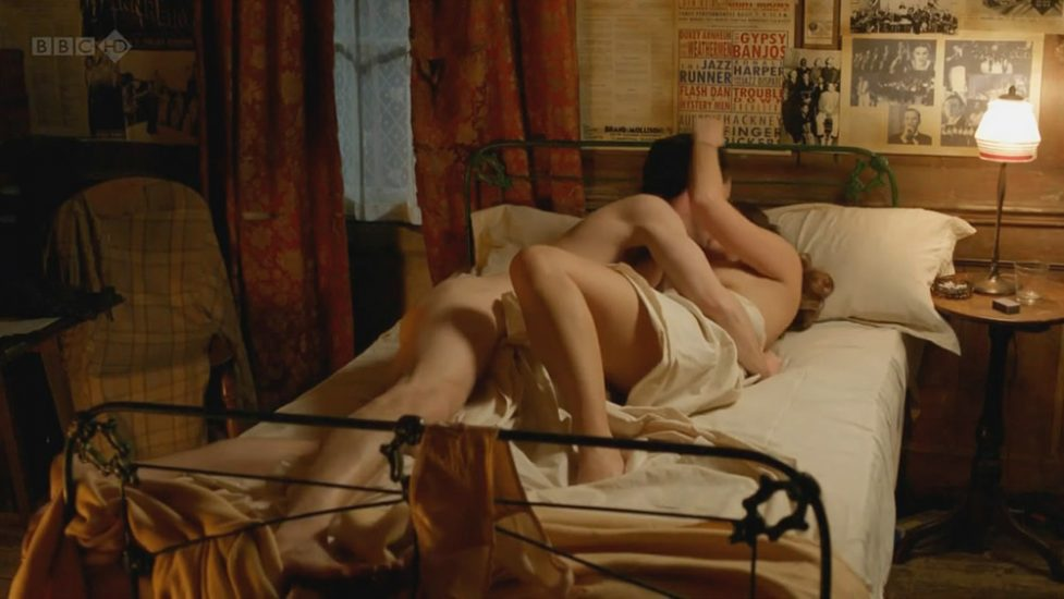Jenna Louise Coleman hot sex scene