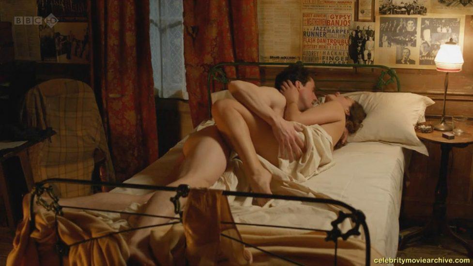 Jenna Louise Coleman naked sex scene