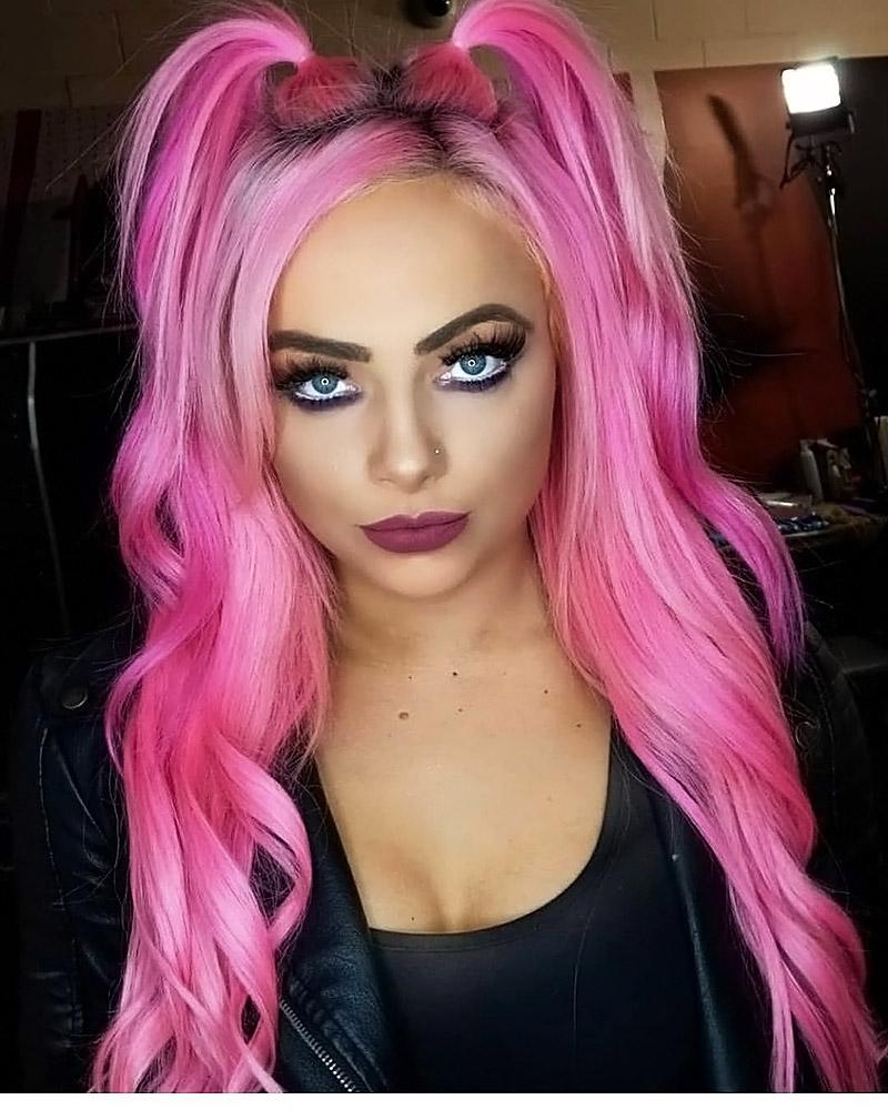 Liv Morgan Nude Collection - WWE Diva Has Sexy Ass
