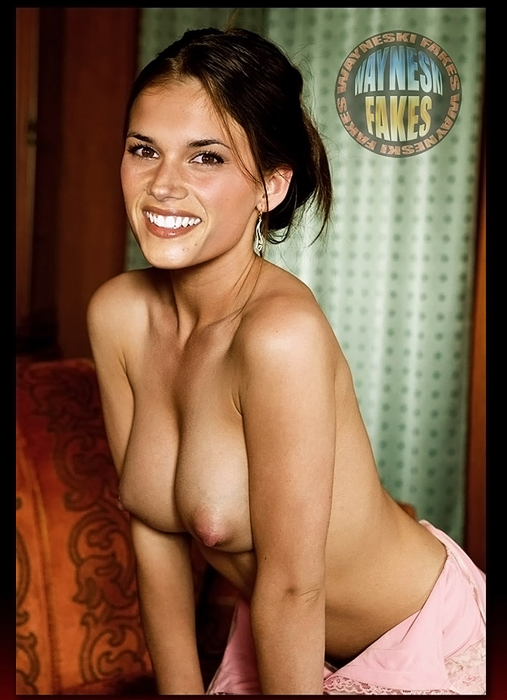 Missy Peregrym Nude Pics And Topless Sex Scenes Scandal Planet