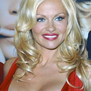 Pamela Anderson Nude Pics and Leaked Sex Tape 147
