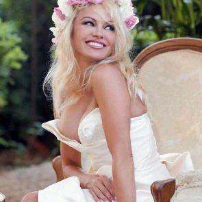 Pamela Anderson Nude Pics and Leaked Sex Tape 141