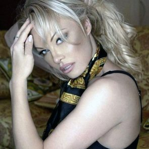 Pamela Anderson Nude Pics and Leaked Sex Tape 139