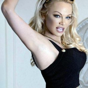 Pamela Anderson Nude Pics and Leaked Sex Tape 138