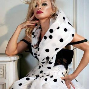 Pamela Anderson Nude Pics and Leaked Sex Tape 155
