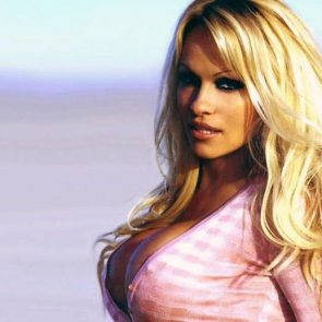 Pamela Anderson Nude Pics and Leaked Sex Tape 136