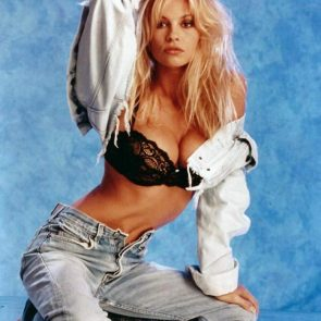 Pamela Anderson Nude Pics and Leaked Sex Tape 134