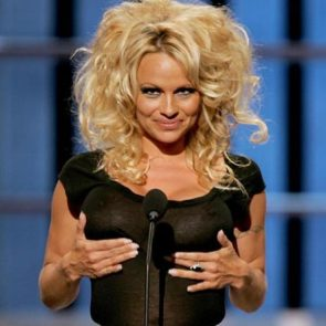 Pamela Anderson Nude Pics and Leaked Sex Tape 125