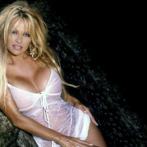 Pamela Anderson Nude Pics and Leaked Sex Tape 110