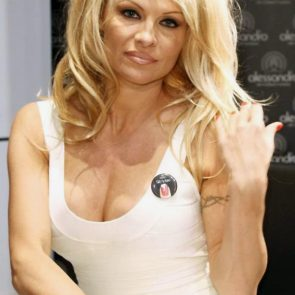 Pamela Anderson Nude Pics and Leaked Sex Tape 104