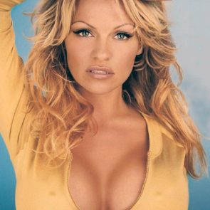 Pamela Anderson Nude Pics and Leaked Sex Tape 97