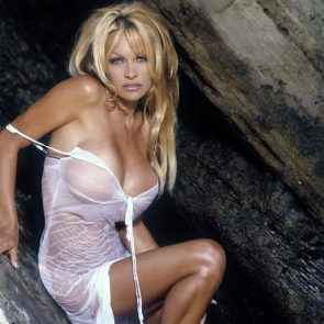 Pamela Anderson Nude Pics and Leaked Sex Tape 93