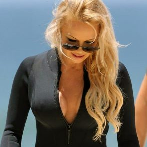 Pamela Anderson Nude Pics and Leaked Sex Tape 150