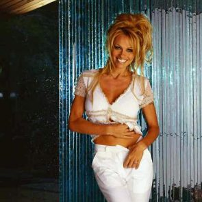 Pamela Anderson Nude Pics and Leaked Sex Tape 88