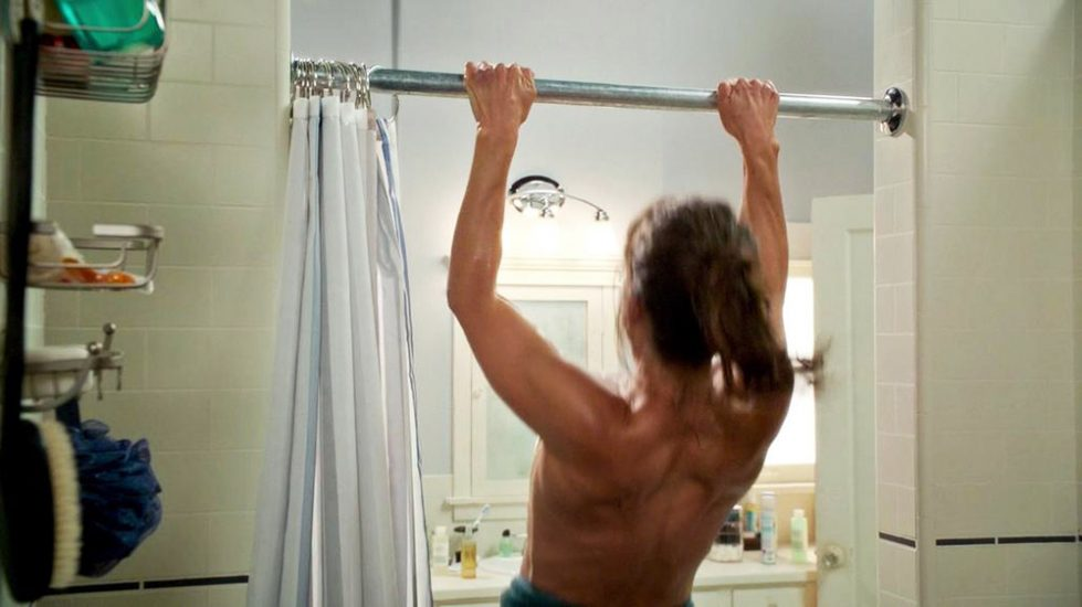 Rashida Jones naked scene