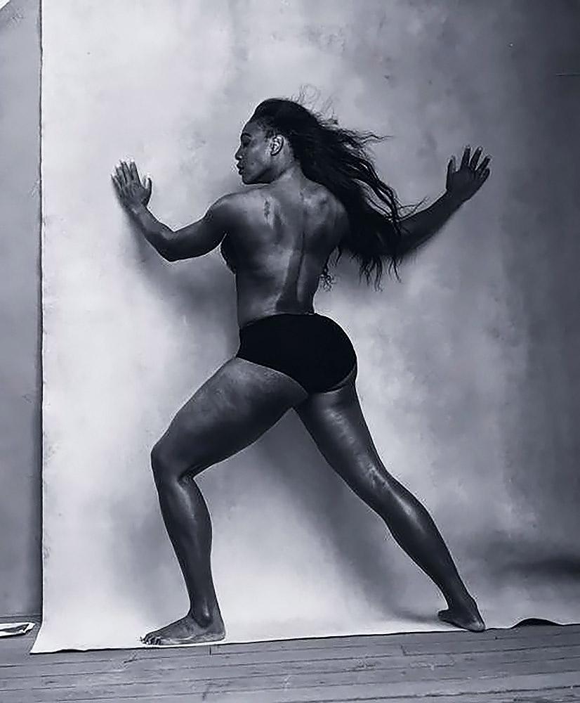 pics bikini williams Serena hot