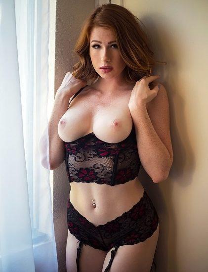 Abigale Mandler Pussy