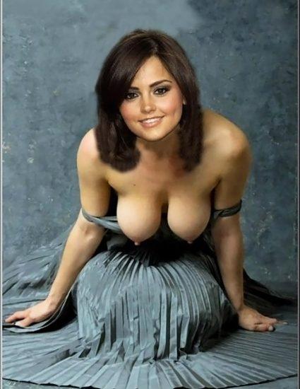 Jenna Louise Coleman nude fakes