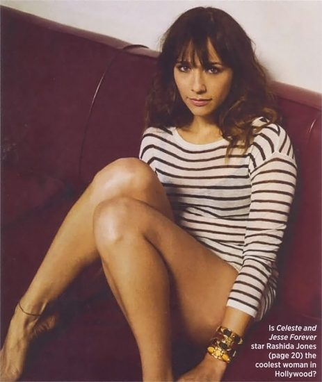 Rashida Jones Nude Pics, LEAKED Sex Tape Porn Video And Sex Scenes 26