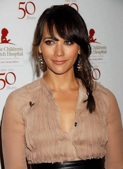 Rashida Jones Nude Pics, LEAKED Sex Tape Porn Video And Sex Scenes 37